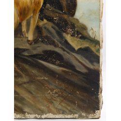 View 9: Unknown Artist (European, 20th Century) Oil on Canvas