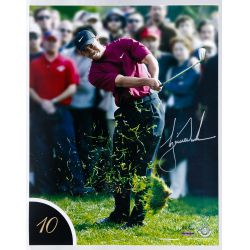 View 11: Tiger Woods 10 Best Shots Autographed Collection