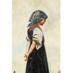 View 7: Unknown Artist (European, 20th Century) Oil on Canvas