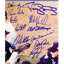 View 3: 1998 New York Yankees Signed Photograph