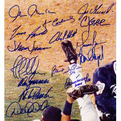 View 2: 1998 New York Yankees Signed Photograph