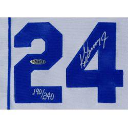 View 2: Ken Griffey, Jr. Autographed Jersey