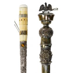 View 3: Sterling Silver Torah Pointer or Yad Assortment