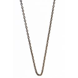 View 2: 14k Gold Necklace