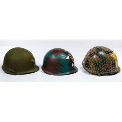 View 2: Vietnam War ARVN Ranger Painted Helmet Assortment