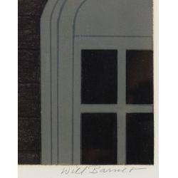 "View 3: Will Barnet (American, 1918-1992) ""Dawn"" Lithograph"