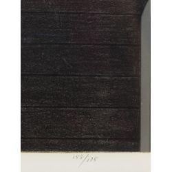 "View 4: Will Barnet (American, 1918-1992) ""Dawn"" Lithograph"