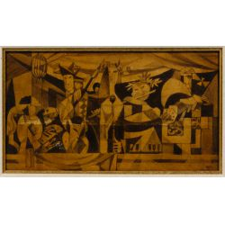 View 4: Poletti (American, 20th Century) Painting Assortment
