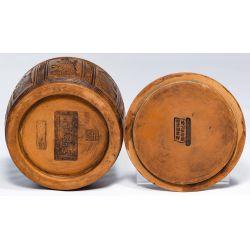 View 3: Chinese Clay Cricket Jar