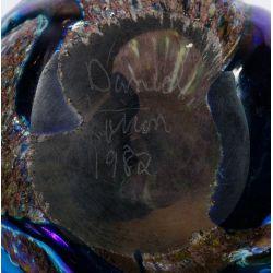 View 6: Daniel Lotton Art Glass Paperweight
