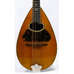 View 3: Washburn Mandolin #A-16446