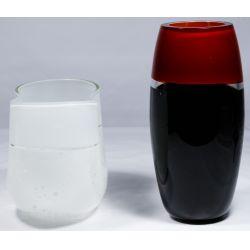 View 2: Murano Art Glass Vases by Barbini