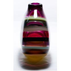 View 2: Caleb Siemon Hand Blown Glass Vase