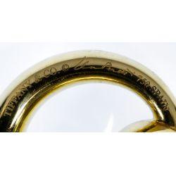 """View 3: Tiffany & Co. 18k Gold """"Eternal Circle"""" Pendant"""