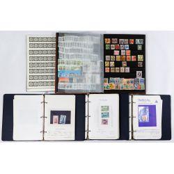 View 3: World Stamp Assortment