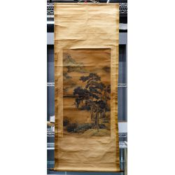 View 2: Chinese Scroll Assortment