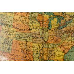 View 4: Floor Globe by W & A.K. Johnston