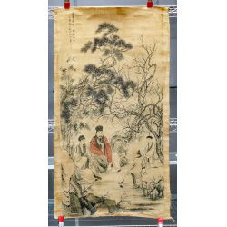 View 4: Chinese Scroll Assortment