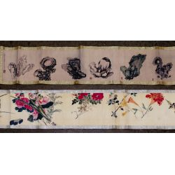 View 3: Chinese Printed Scroll Assortment