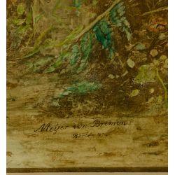 View 5: (After) Johann George Meyer von Bremen (German, 1813-1886) Enhanced Print