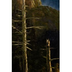 View 2: Segundo Huertas (American, 1923-2010) Oil on Canvas