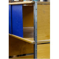 View 2: MCM Eames ESU Style Storage Unit