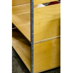 View 3: MCM Eames ESU Style Storage Unit