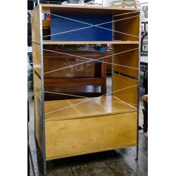 View 4: MCM Eames ESU Style Storage Unit