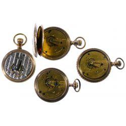 View 3: Waltham Gold Filled Pocket Watch Assortment