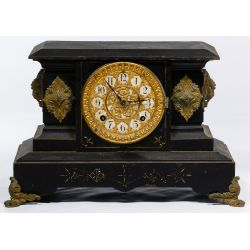 View 4: Mantel and Wall Clock Assortment