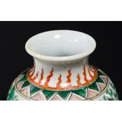 View 9: Asian Decorative Vase Assortment