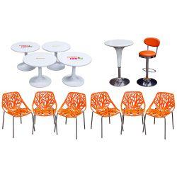 View 5: Modern Furniture Assortment