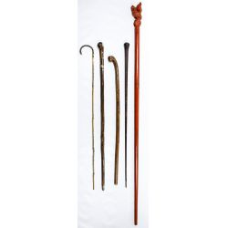 View 3: Cane and Walking Stick Assortment