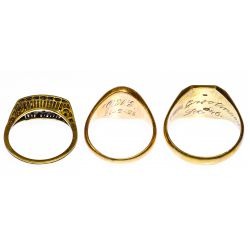 View 2: 14k Gold Ring Assortment