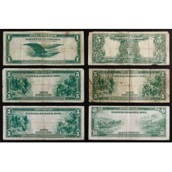 View 2: Large Sized Currency Assortment