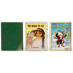 View 3: Wizard of Oz Book Assortment