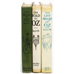 View 4: Wizard of Oz Book Assortment