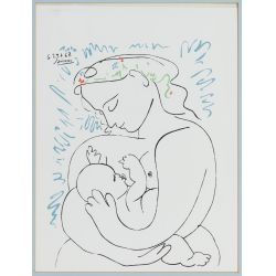 View 8: Picasso and Icart Prints