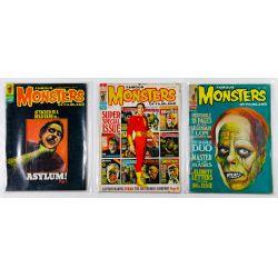 View 3: Monsters Magazine Assortment