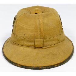 View 3: World War II Era Germany Tropical Pith Helmet