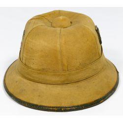 View 4: World War II Era Germany Tropical Pith Helmet