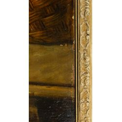 View 5: Rudolf Epp (German, 1834-1910) Oil on Canvas on Board