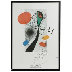 View 6: (After) Marc Chagall (Russian / French 1887-1985) and (After) Joan Miro (French, 1892-1983) Assortment