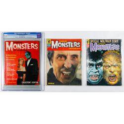 View 2: Monsters Magazine Assortment