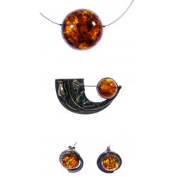 View 5: Amber Jewelry Assortment