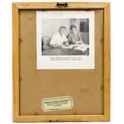 View 4: Mickey Mantle Signature, Baseball and Football Card Assortment