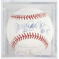 View 6: Mickey Mantle Signature, Baseball and Football Card Assortment
