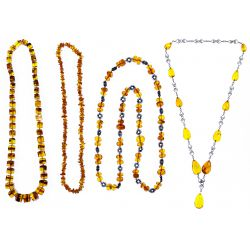 View 3: Amber Jewelry Assortment