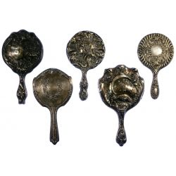 View 3: Sterling Silver Vanity Mirror Assortment