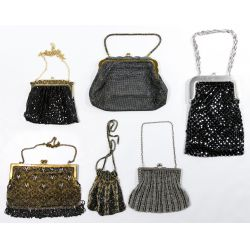 View 2: Beaded and Mesh Purse Assortment